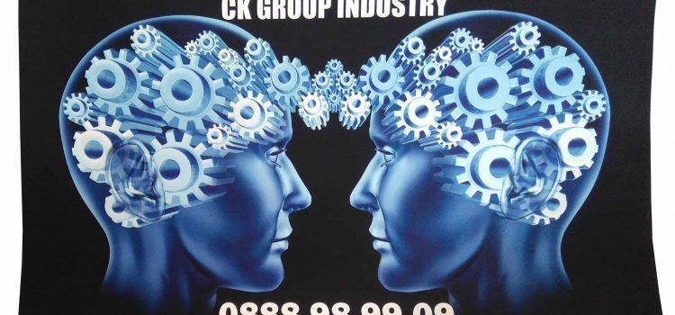 Самозалепващи стикери за CK GROUP INDUSTRY