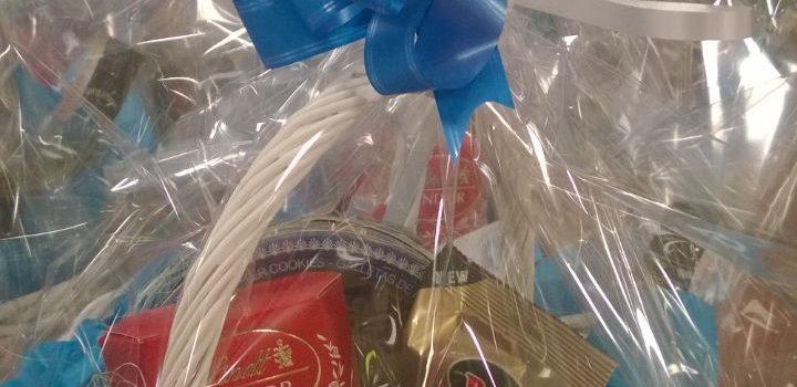 Празнични подаръчни кошници за Knauf България