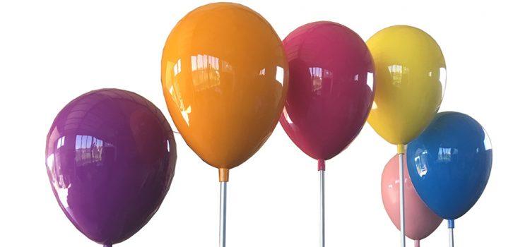 """Изработка на рекламни обекти, тип """"Балон"""" , по идеен проект и с габаритен размер H 70 cm (H 70 сантиметра) за гр. Благоевград"""