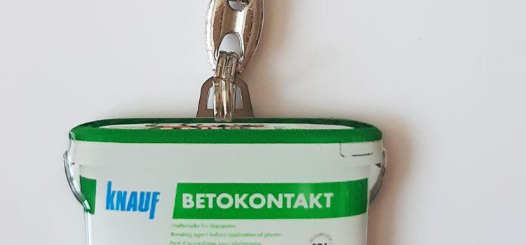 Изработени ключодържатели за Кнауф България