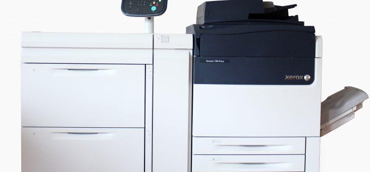 Дигитална преса Xerox Versant 180